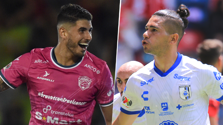 FC Juárez vs.  Queretaro from Liga MX.  (imago 7)